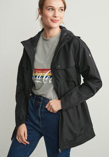 Regenjas - black
