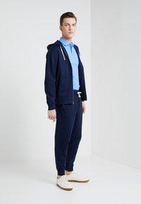 Polo Ralph Lauren - HOOD - Zip-up hoodie - cruise navy - 1