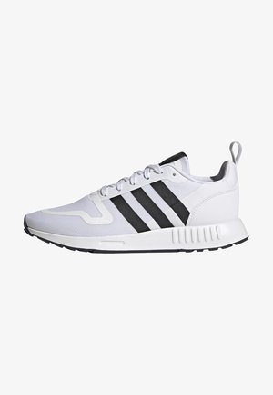 SMOOTH RUNNER SHOES - Matalavartiset tennarit - ftwr white/core black/ftwr white