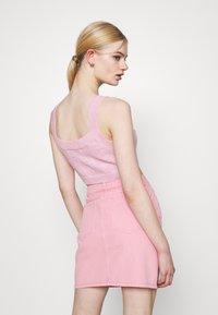 Fashion Union - EFFY BRALET - Top - pink - 2