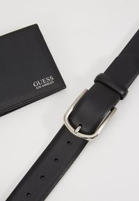 Guess - GERARD GIFT BOX BELT - Pásek - black - 2