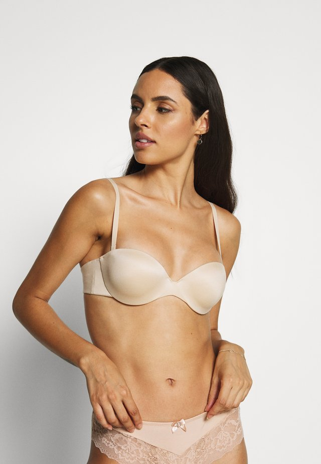 CUSTOM LIFT STRAPLESS BRA - Multiway / Strapless bra - latte