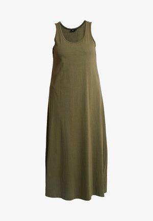 VMINA DRESS - Trikoomekko - ivy green