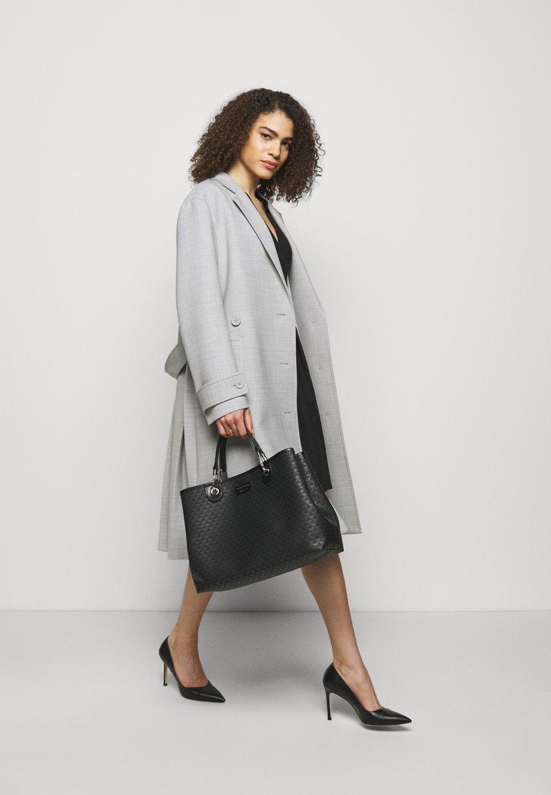 Emporio Armani - MYEABORSA SET - Handbag - nero