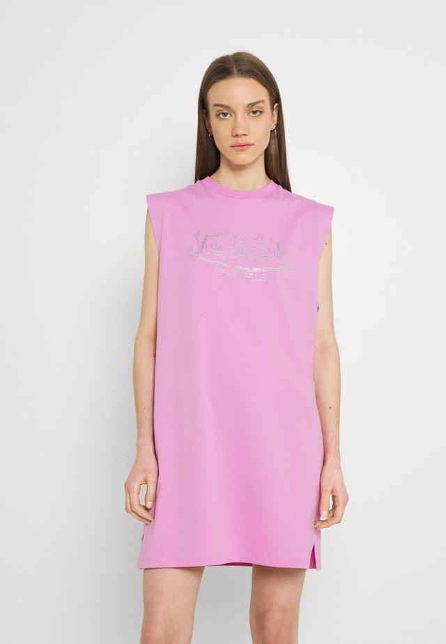 RORY DRESS - Jersey dress - purple