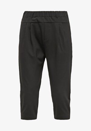 JILLIAN CAPRI PANTS - Kraťasy - black deep