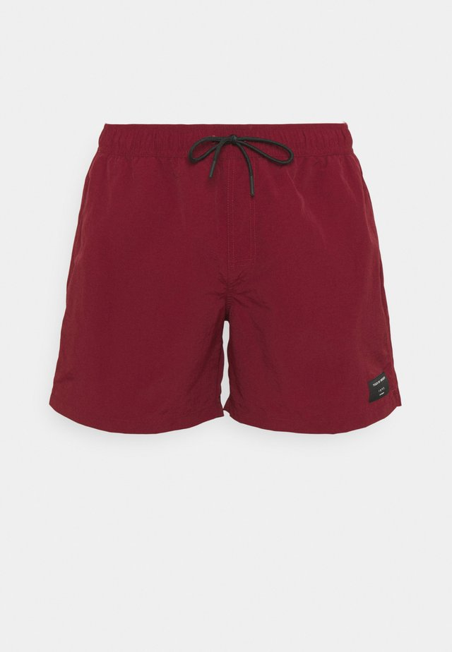 USPER - Short de bain - wine