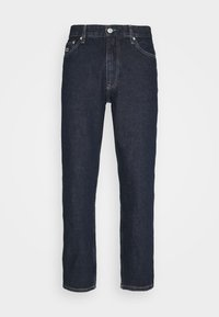 Tommy Jeans - DAD STRAIGHT - Jeans a sigaretta - dark-blue denim - 4