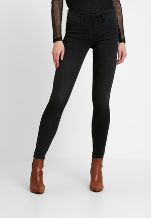 SLANDY - Jeans Skinny Fit - black