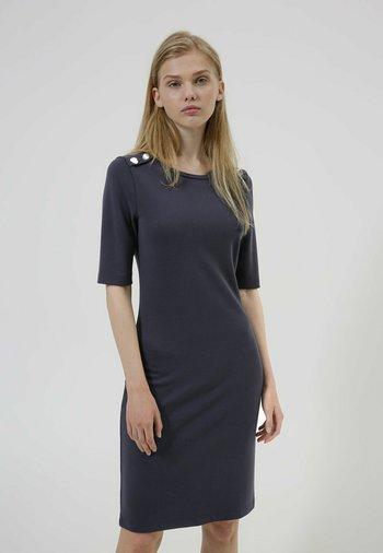 Etui-jurk - dark blue