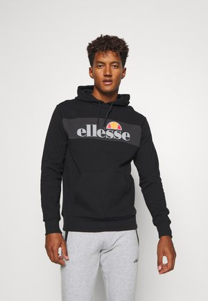 CASLINO - Sweat à capuche - black