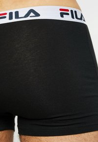 Fila - TRUNK 5 PACK - Pants - black - 2