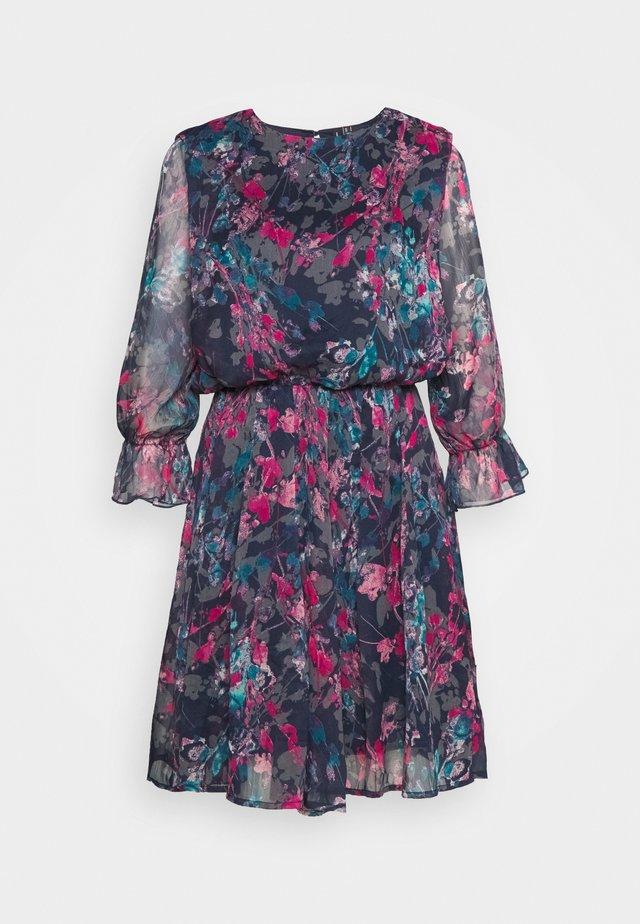 VMJACKIE SHORT DRESS - Vestito estivo - navy blazer