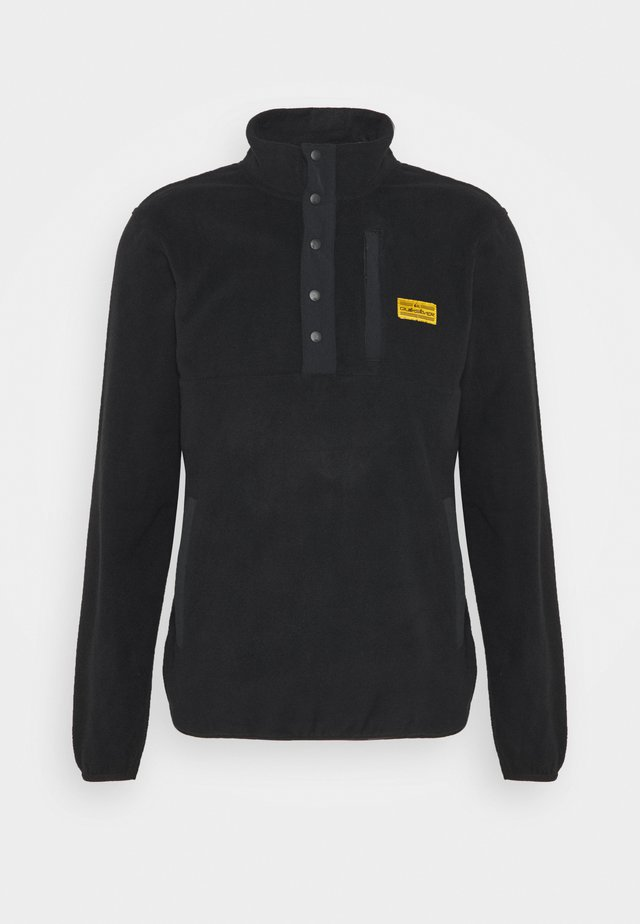 NO DESTINATION - Fleece jumper - black