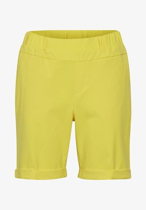 Shorts - cyber yellow