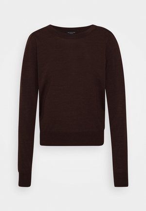 SLFLIRA O NECK - Jumper - brown