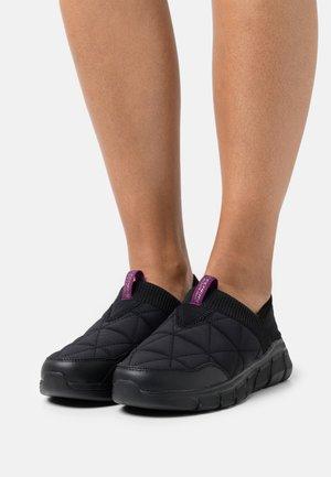 BOBS FLEX - Sneakers laag - black