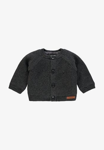 DANI - Cardigan - dark grey melange