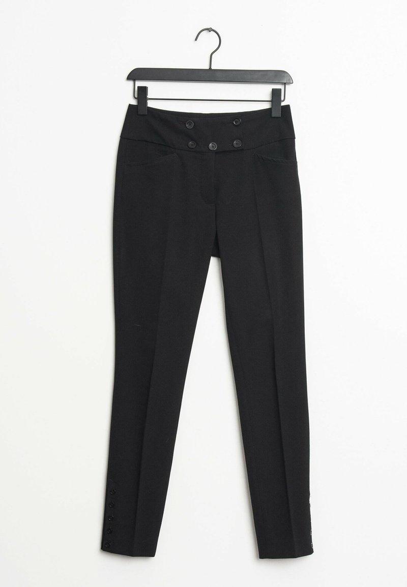Trussardi - Trousers - black