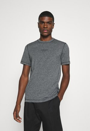 MOULINE  - Basic T-shirt - black