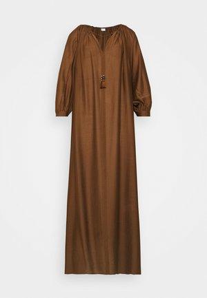 KAFTAN - Maxi dress - braun