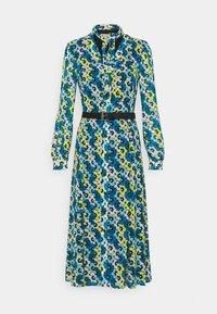 MICHAEL Michael Kors - FLORAL KATE  - Shirt dress - limeade - 5
