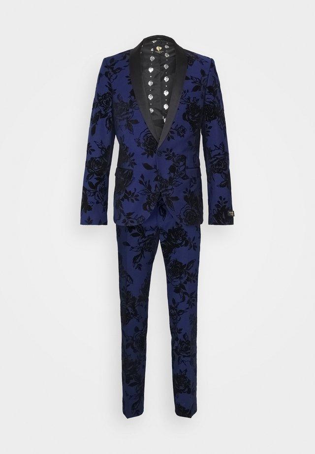 MALKOVICH SUIT - Kostuum - blue
