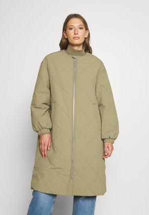 NANCY COAT - Classic coat - covert green