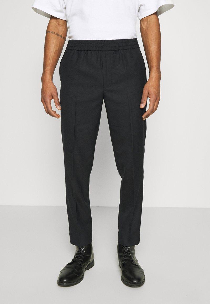 ARKET - TROUSERS - Pantalones - navy