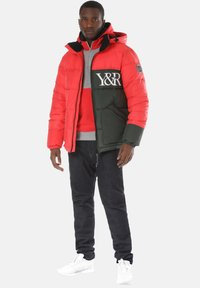 Young and Reckless - Winter jacket - red - 1