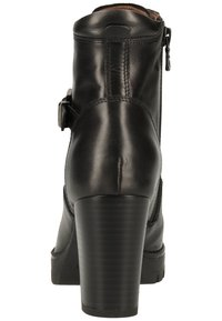 NeroGiardini - Lace-up ankle boots - black bk 100 - 3
