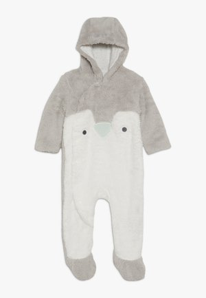 BABY FESTIVE FLUFFY PENGUIN - Overall / Jumpsuit - grey