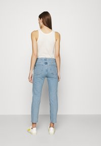 ARKET - CROPPED OFFICE WASH - Jeans Skinny Fit - office wash - 2
