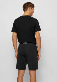 BOSS - IDENTITY - Pyjama bottoms - black - 2