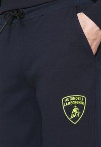 AUTOMOBILI LAMBORGHINI - TRACKSUIT SET - Felpa con cappuccio - prussian blue - 9