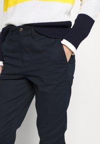 Polo Ralph Lauren - SLIM LEG PANT - Pantalones - aviator navy - 3