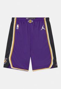 Nike Performance - NBA LA LAKERS BOYS STATEMENT SWINGMAN - Pelipaita - court purple - 0
