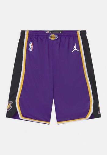 NBA LA LAKERS BOYS STATEMENT SWINGMAN - Klubové oblečení - court purple