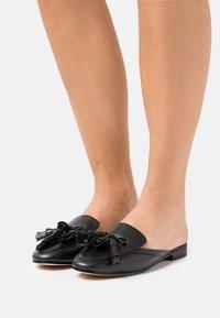 kate spade new york - CADENZA - Pantofle - black - 0