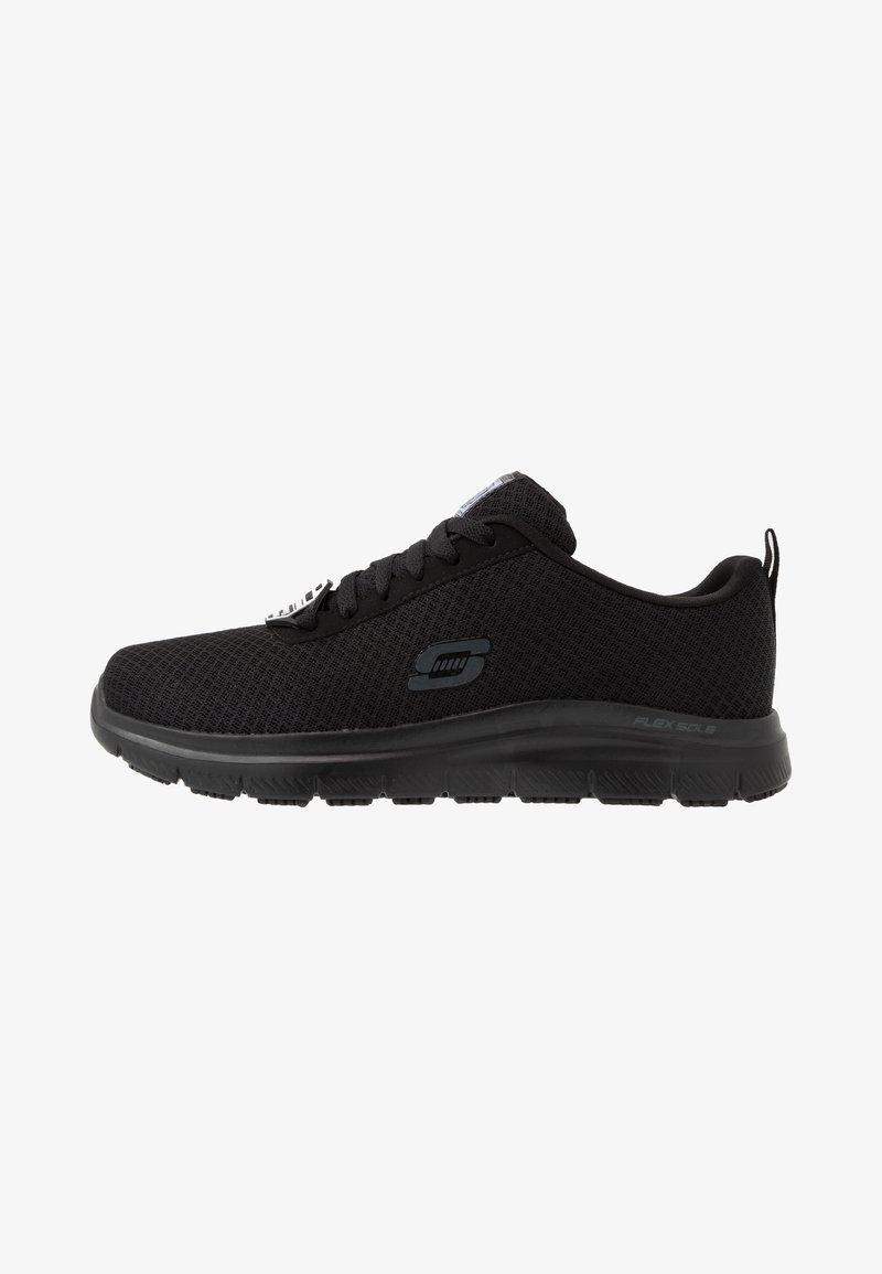 Skechers - FLEX ADVANTAGE - Zapatillas - black