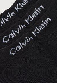 Calvin Klein Underwear - MEN LINER BONUS DIEGO 6 PACK - Strumpor - black - 1