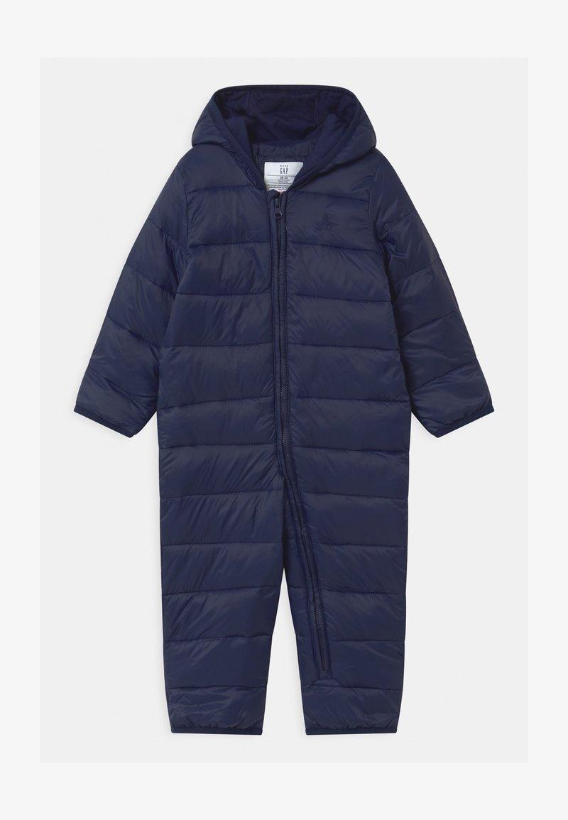 GAP - Snowsuit - navy uniform