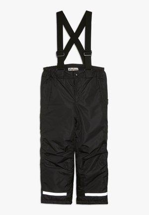 Zimní kalhoty - schwarz