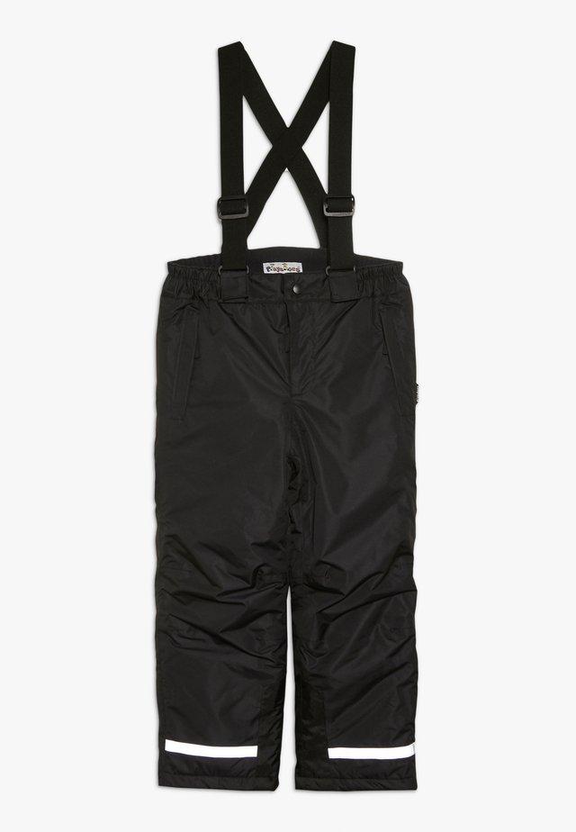Pantalón de nieve - schwarz