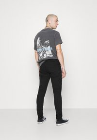 Redefined Rebel - LYON JEANS  - Jeans Skinny Fit - deep black - 2