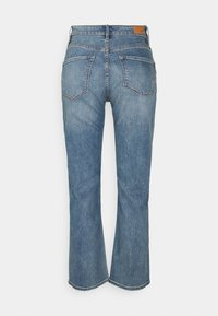 s.Oliver - Straight leg jeans - blue stretched - 1