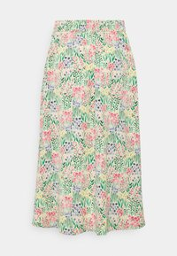 Monki - SIGRID BUTTON SKIRT - A-line skirt - multicolor - 6