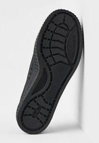 G-Star - ROVULC 50 YEARS DENIM LOW - Sneakers laag - black - 3