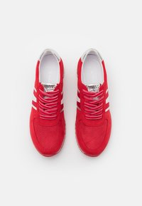 Marco Tozzi - LACE UP - Trainers - red - 5