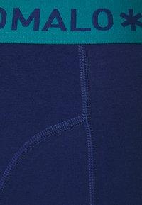 MUCHACHOMALO - VARI 3 PACK - Boxerky - dark blue/black - 2